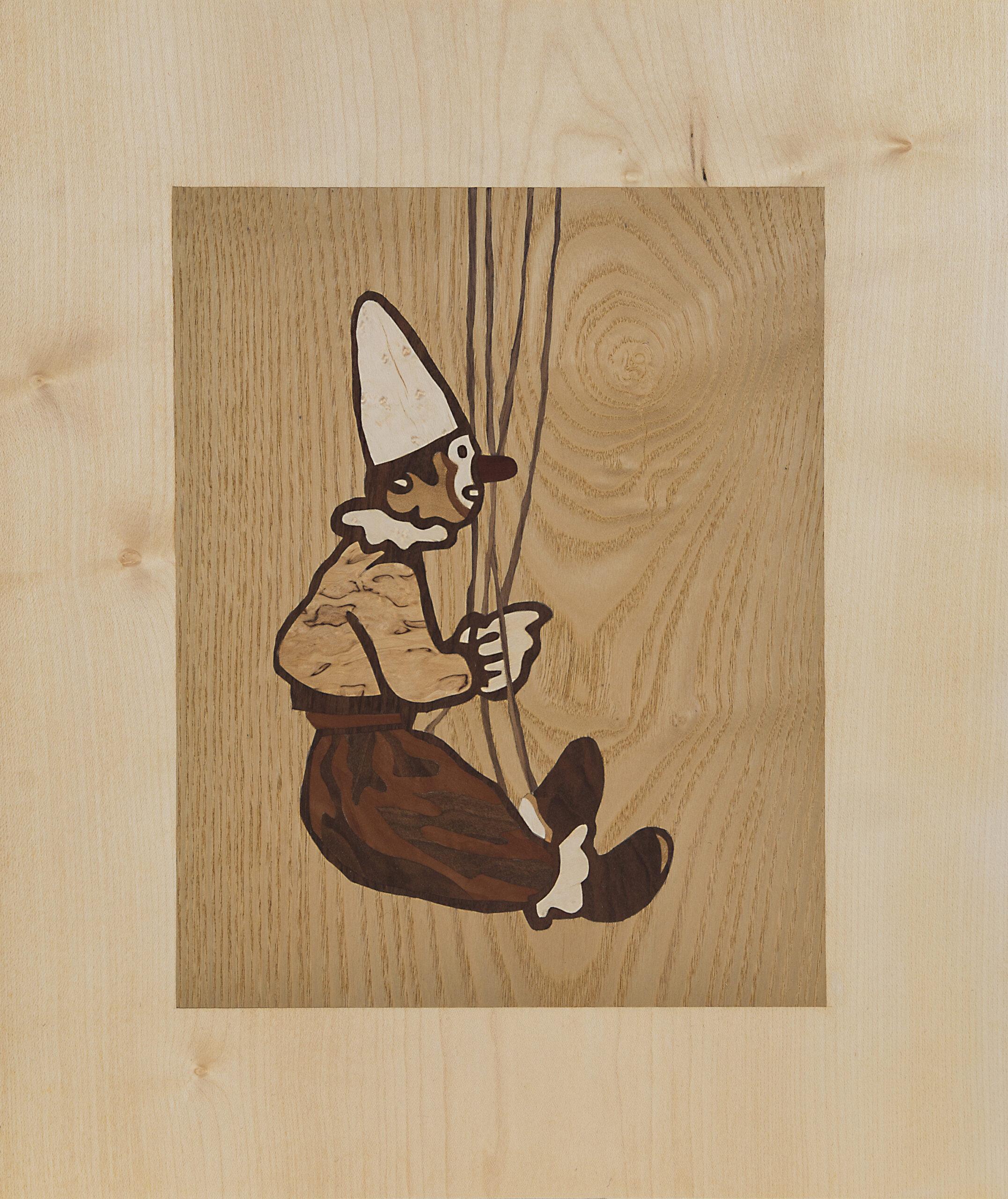 Intarsie Pierrot